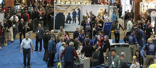 Lost at SHOT Show