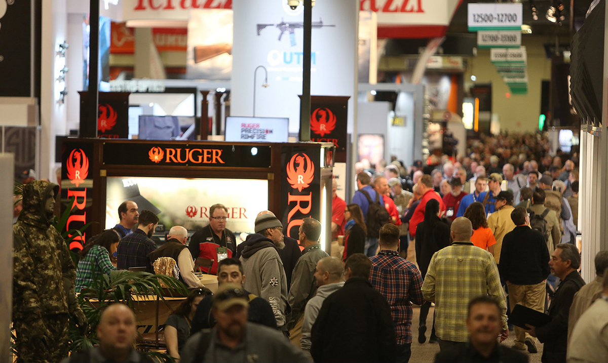 SHOT Show Update - Day 4 - Show floor